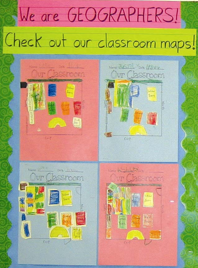 Primary-school Geography – OurSpatialBrains com